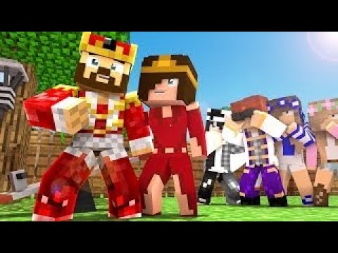 RAMONA & AUGUSTUS ARE HAVING AN AFFAIR!!!! MinecraftRoyalFamily w/LiittleLeoKelllyCarly&Ra