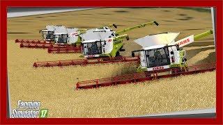 Rozpoczęcie Największych Żniw S10E8 | Farming Simulator 17