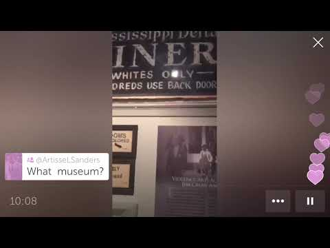 DuSable Museum of African American History Chicago NMAAHC Exhibit