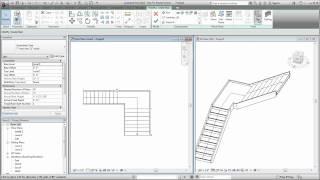 Revit: Özel bir Merdiven Oluşturma