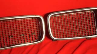 1966 GTO hood