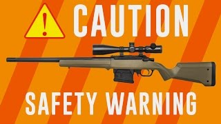 Public Safety Announcement! Elite Force Strike Sniper Rifle Malfunctions! | AirsoftGI.Com