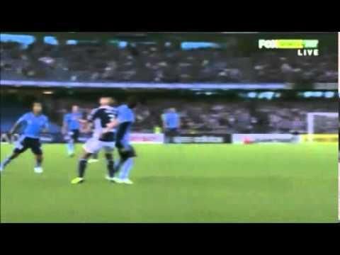 Brett Emerton Missed penalty against Melbourne Victory