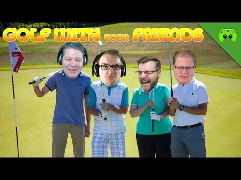 ZIELWASSER 🎮 Golf With Friends #10