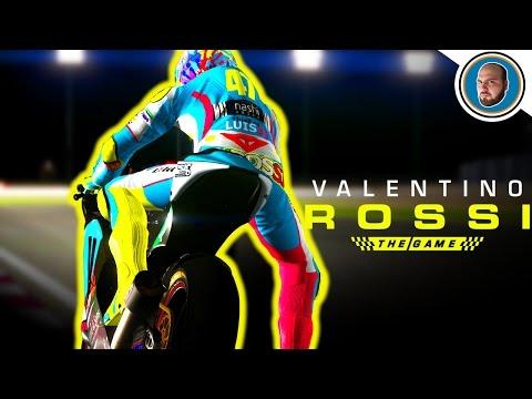 Nu Rossi nel team di Salom in Moto2 - Carriera Valentino Rossi The Game
