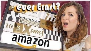 ich teste den erotischen Amazon Surprise ADVENTSKALENDER für 120€ mit PMS