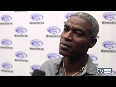 Charles Parnell Interview  - The Last Ship (TNT)