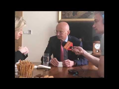 Prince Michael of Liechtenstein in Polish Radio