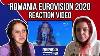 Romania | Eurovision 2020 Reaction | Roxen - Alcohol You