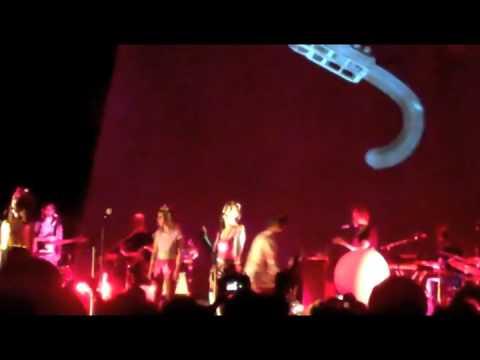 Sufjan Stevens @ The Beacon Theatre NYC 11/15/10