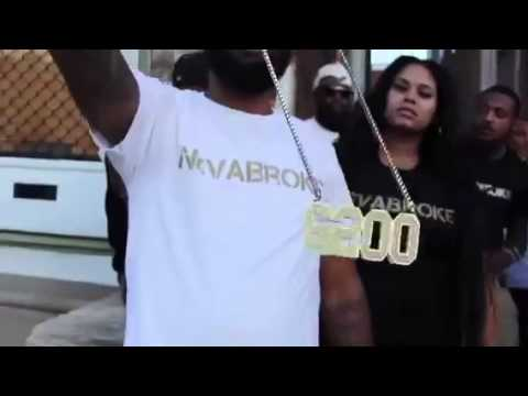 Stevie j artist Stizz - Rep Yah Hood (Official Video)