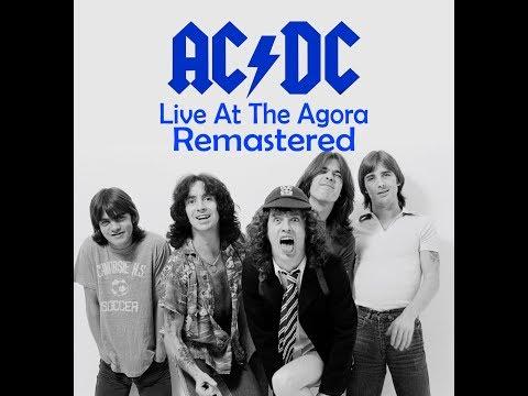 AC/DC Live At The Agora Ballroom 1977 Remastered (Full Album) music
