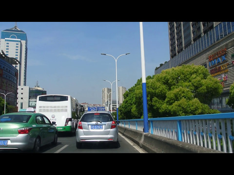 20170430_Driving on Huaide M Rd & Huaide N Rd in Changzhou