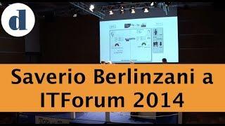 Directa: Trading Online | Scuola di Forex | Saverio Berlinzani a ITForum 2014