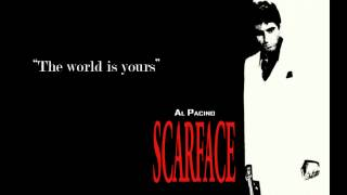 """Scarface"" (1983) - End Credits theme (original) HD - Giorgio Moroder"