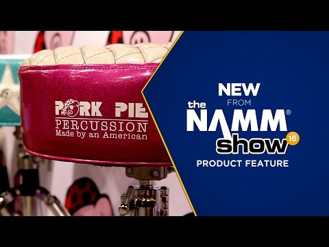 Live at NAMM 2016 - Pork Pie Throne