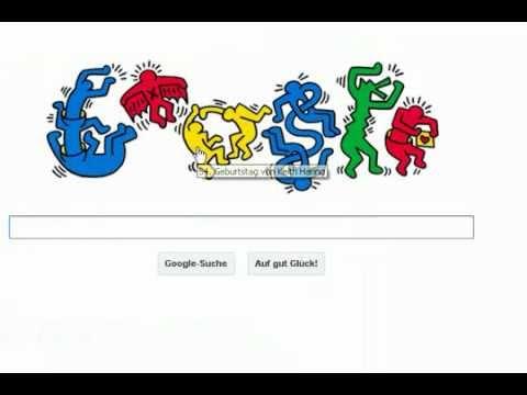 Google In 1990 : google doodle keith haring geburtstag 1958 1990 officeandgo youtube ~ Hamham.info Haus und Dekorationen