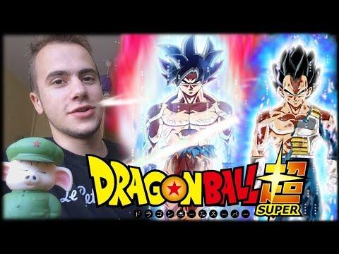 Sekret Czerwonej Aury UI, Vegeta pajacuje, Tokio Drift Kamehameha - Dragon Ball Super: Dyskusja
