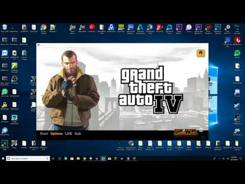 GTAIV (GTA 4) Multiplayer Tutorial Updated 2019/2020