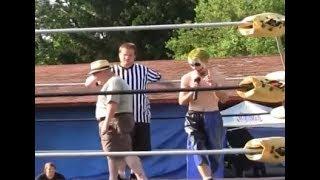Backyard Wrestling Is The Best Sport