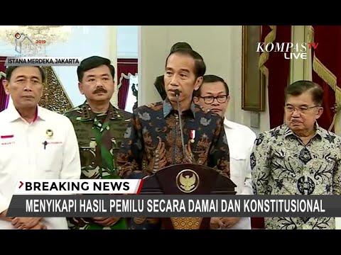 Presiden Jokowi: Tindak Tegas Perusuh