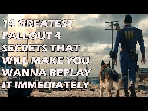 14 Greatest Fallout 4 Secrets That Will Make You Wanna Replay It Immediately