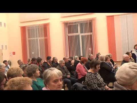 Встреча главы управы района Выхино-Жулебино С.В. Сандурского с населением 20.03.2019 - часть 1