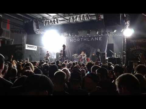 Northlane - Quantum Flux (Live) Bratislava 25.06.2017 Majestic Club