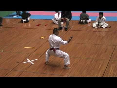SAI Kata YAKAA NO SAI - Okinawa Kobudo Championships