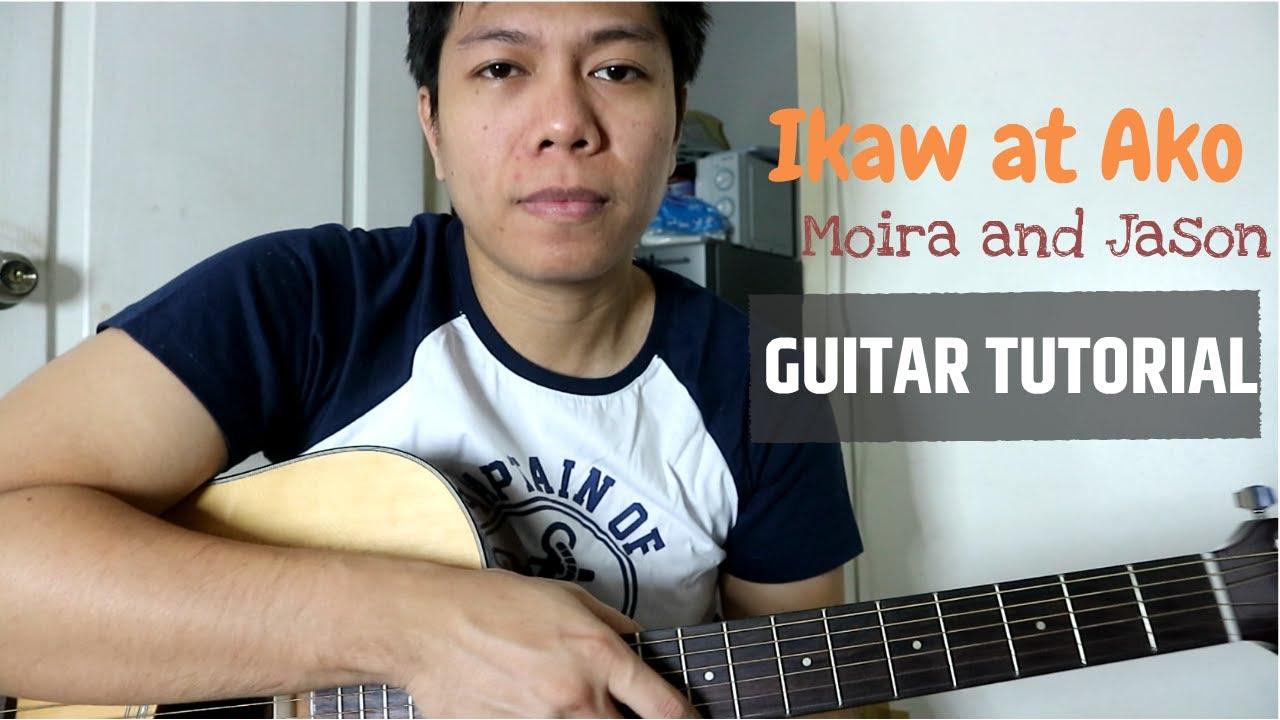 Ikaw at ako guitar chords