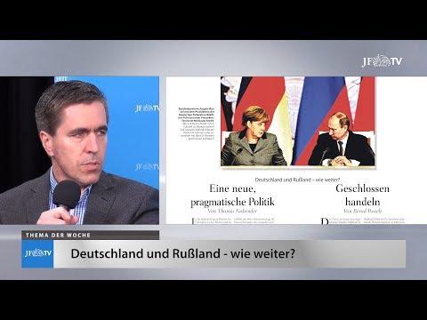 Ein Blick in die neue JF (12 / 18): Wie weiter mit Putin?