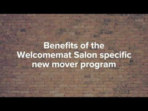 Ways To Promote Your Salon with New Mover Marketing | Welcomemat Ft. Lauderdale