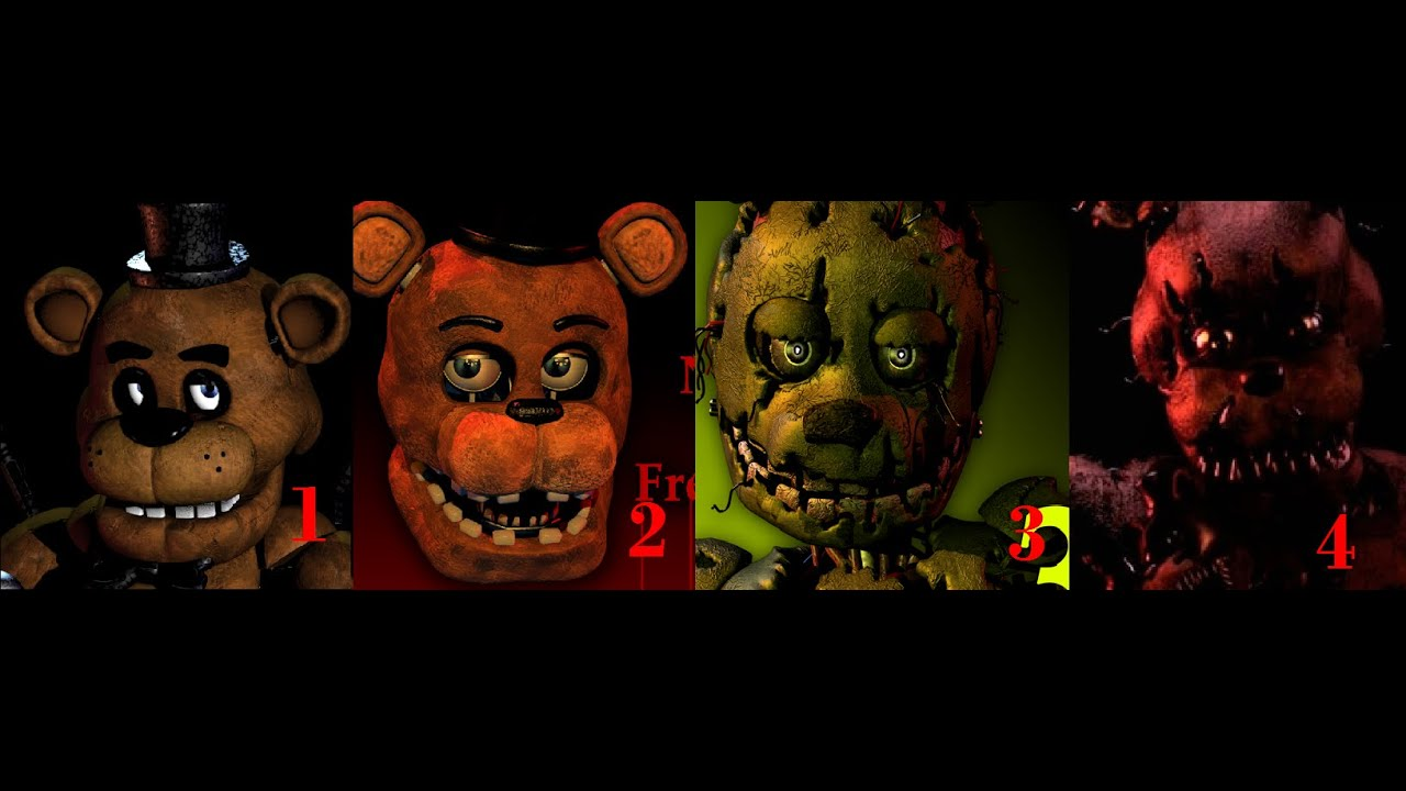 five nights at freddys 1 free download utorrent