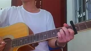 Con đường bình phàm - Guitar cover