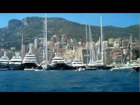 Super Yachts At Monaco Yacht Show 2011