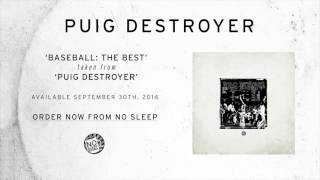 Puig Destroyer- Baseball: The Best