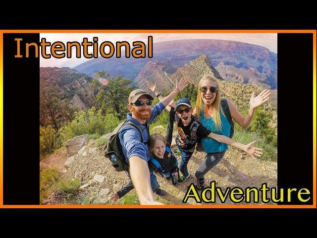 Intentional Adventure Trailer