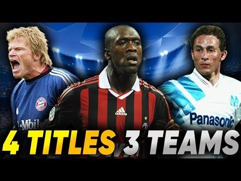 Forgotten Champions League Legends XI!