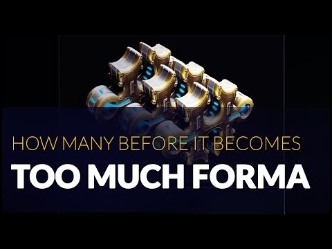 WARFRAME  ||  HOW MANY FORMA IS ENOUGH? thumbnail