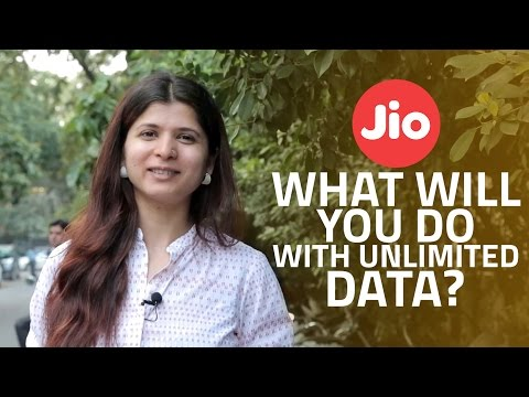 Reliance Jio's Unlimited 4G Data: What are India's Plans?