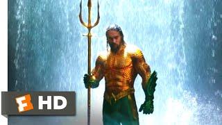 Aquaman (2018) - The One True King Scene (8/10)   Movieclips