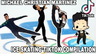 Michael Christian Martinez Ice Skating Tiktok Compilation Part 1