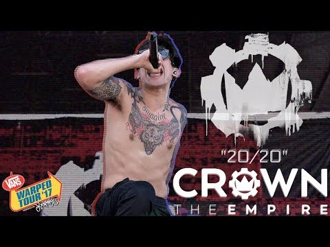 Crown The Empire - 20/20 LIVE Music Video Vans Warped Tour 2018