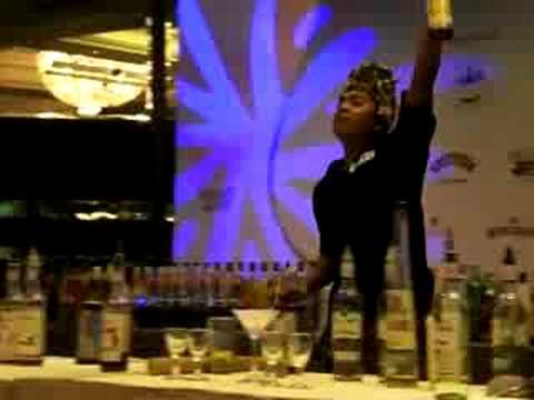 Asia Pacific Bartending Competition, Singapore 2008