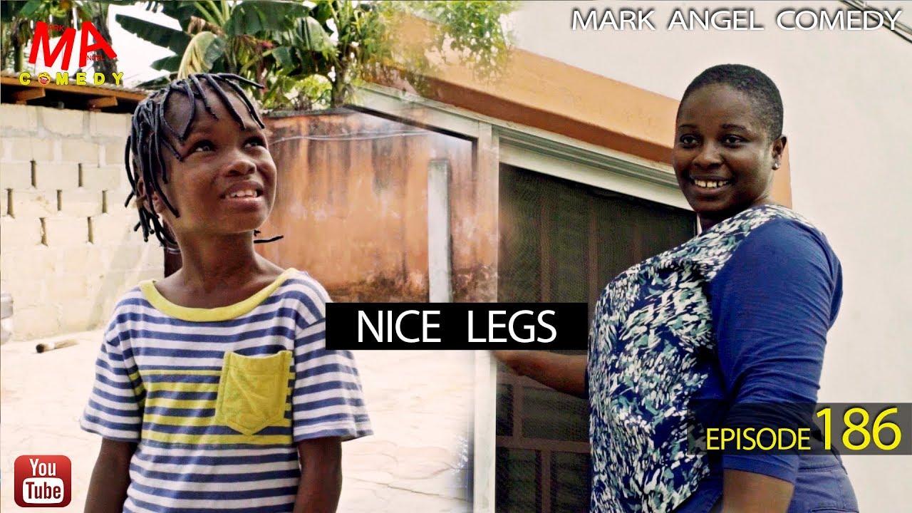 Comedy Video: Mark Angel Comedy - Nice Legs (Episode 186) Mp4/3gp