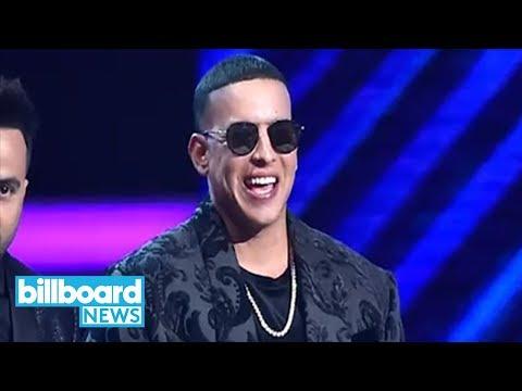 Daddy Yankee Performs 'Dura Dura' Remix With Natti Natasha, Becky G & Bad Bunny | Billboard News Mp3