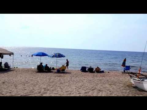 Travel :  Georgian Bay Beaches, Tiny Township Ontario