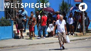 Gambar cover Kuba: Ein Land lebt mit der Krise | Weltspiegel