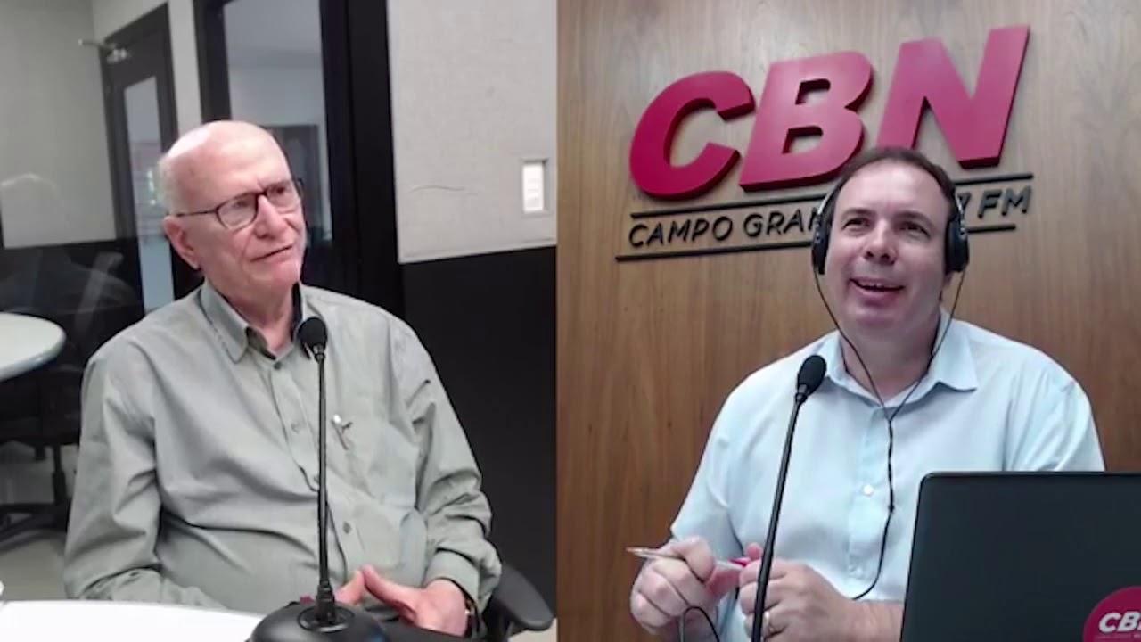 CBN Campo Grande (22/10/2020) - Fernando Vasconcelos, clínico geral