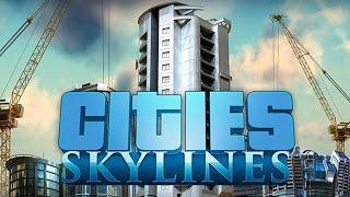 Cities Skylines 04 - Общественный транспорт